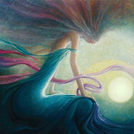 Tantra jóga pro ženy, Posvátné cvičení Mohendžodáro