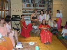 Mohendžodáro - Předvánoční setkání celoroční škola Umění Tantra jógy 2008