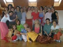 Celoroční škola tantra jógy pro ženy Mohendžodáro